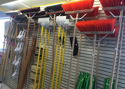 Brooms and Scrapers for sale